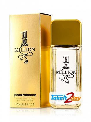 Paco Rabanne 1 Million After Shave For Men 100 ML