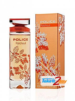 Police Patchouli Femme Perfume For Women 100 ML EDT