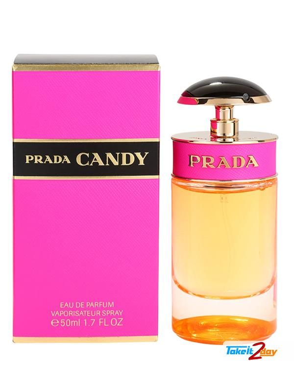incredible prices best collection largest selection of 2019 Prada Candy Perfume For Women 50 ML EDP