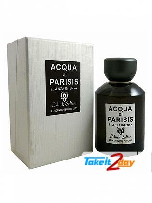 Reyane Tradition Acqua Di Parisis Essenza Intensa Musk Sultan Perfume For Men 100 ML EDP