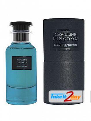 Reyane Tradition Masculine Kingdom Perfume For Men 85 ML EDP