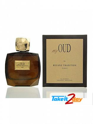 Reyane Tradition My Oud Perfume For Men 100 ML EDP