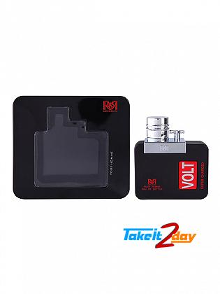 R&R Perfumes Volt Super Charged Perfume For Men 100 ML EDP