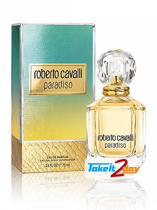 Roberto Cavalli Paradiso For Woman 75 ML EDP