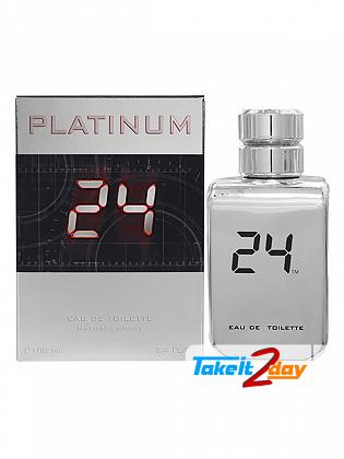 Scent Story 24 Platinum Perfume For Man And Women 100 ML EDT