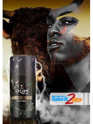 Storm Bull Power Deodorant Body Spray For Men 250 ML