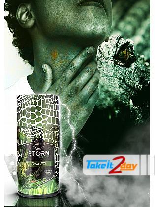 Storm Croco Bite Deodorant Body Spray For Men 250 ML