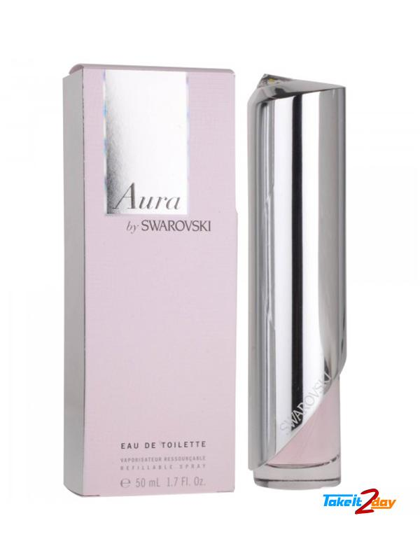 fa4f75bc666 Swarovski Aura Perfume For Women 50 ML EDT. Click Image for Gallery