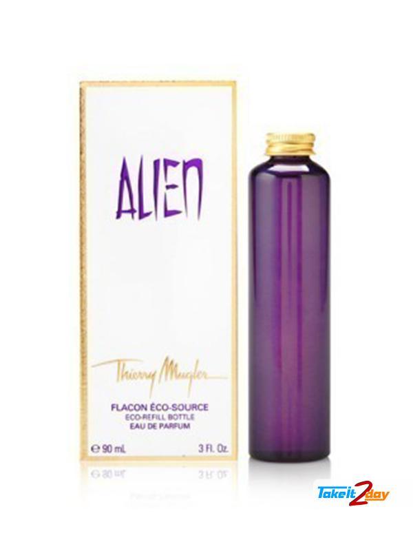 Thierry Mugler Alien Eco Refill Perfume For Women 90 Ml Edp