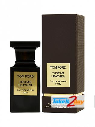 Tom Ford  Tuscan Leather Perfume For Men And Women 50 ML EDP
