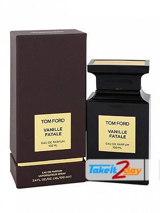 Tom Ford Vanille Fatale Perfume For Men And Women 100 ML EDP