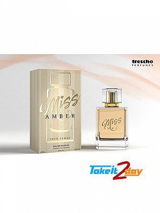 Trescho Perfumes Miss Amber Perfume For Women 100 ML EDP