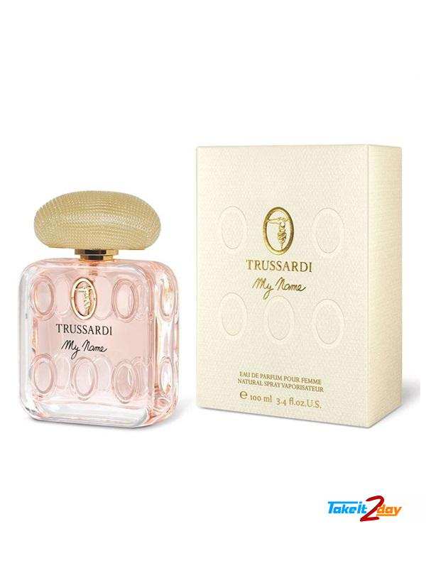 Trussardi My Name Perfume For Women 100 ML EDP