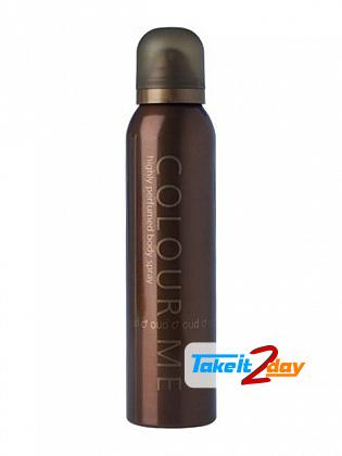 United Colors Of Benetton Colors Me Oud Perfumed Deodorant Body Spray For Men 150 ML