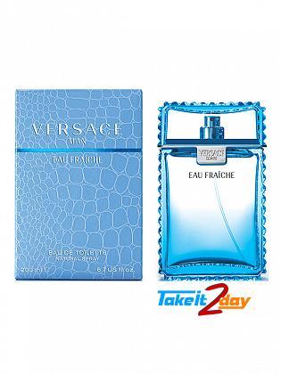 Versace Eau Fraiche Pour Homme Perfume For Man 200 ML EDT