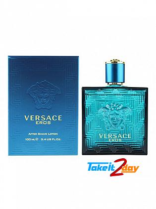 Versace Eros Pour Homme After Shave For Man 100 ML