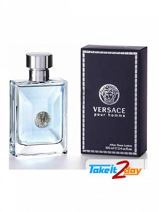 Versace Pour Homme After Shave For Man 100 ML