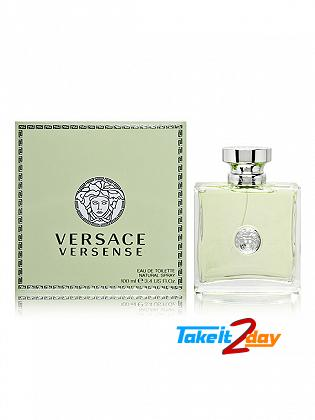 Versace Versense Perfume For Woman 100 ML EDT