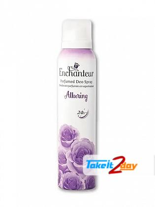 Enchanteur Alluring Deodorant Body Spray For Women 150 ML