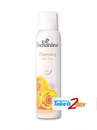 Enchanteur Charming Deodorant Body Spray For Women 150 ML