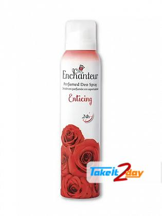 Enchanteur Enticing Deodorant Body Spray For Women 150 ML