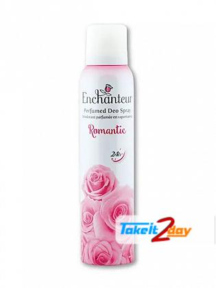 Enchanteur Romantic Deodorant Body Spray For Women 150 ML