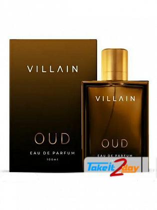 Villain Oud Perfume For Men 100 ML EDP