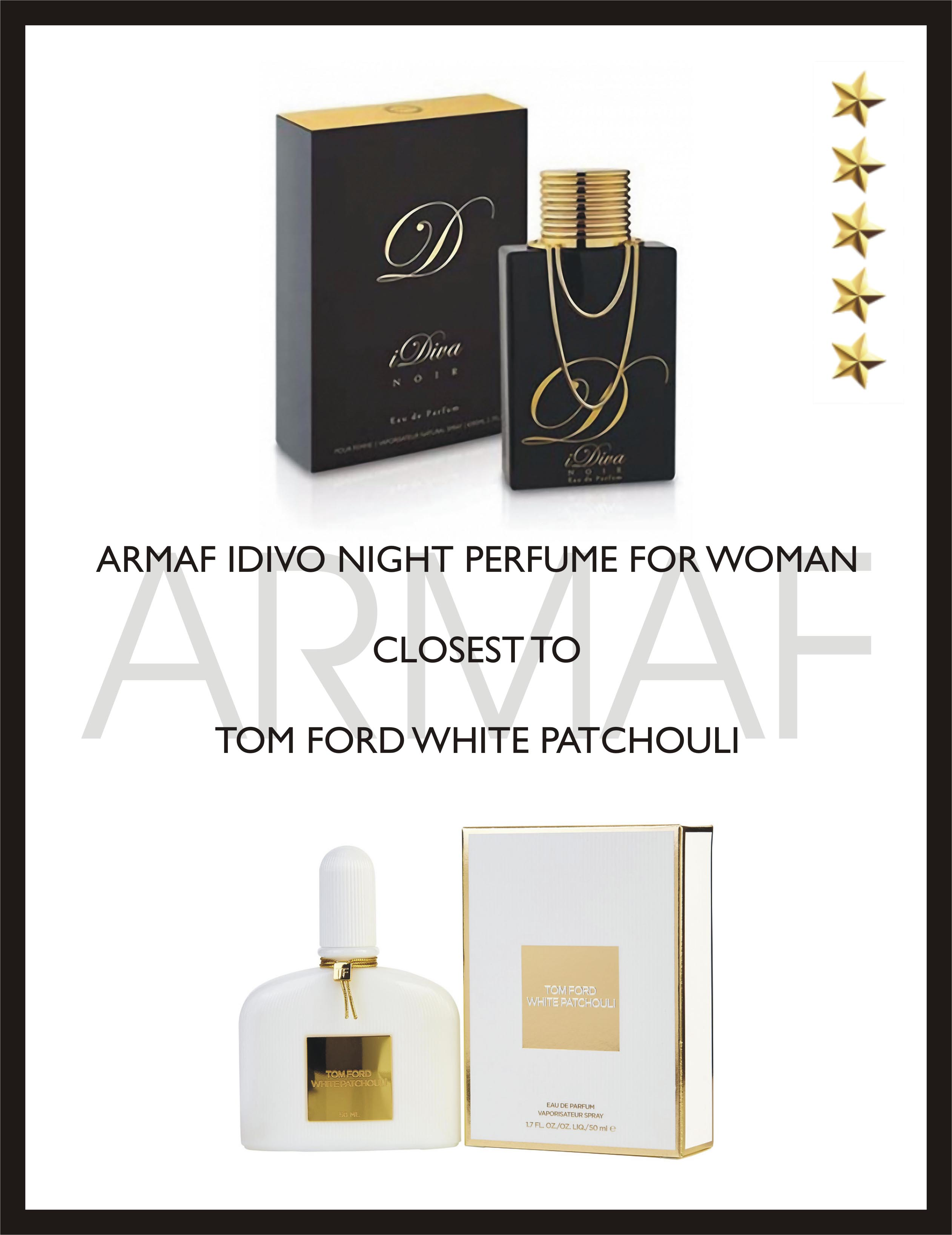 Top 10 New Launch Armaf Fragrances And Clash Of The Clones Parfum Singapur Bvlgari Man I Divo Tom Ford White Patchouli