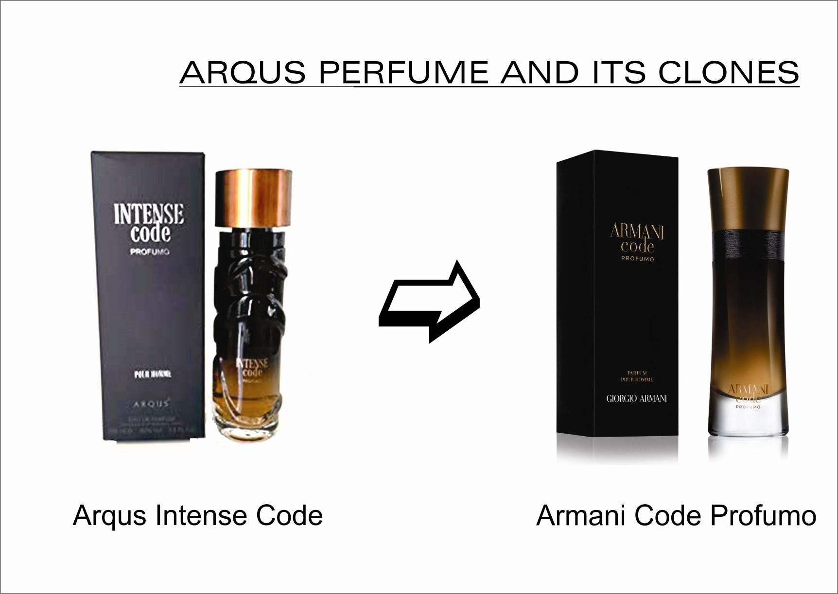 arqus perfumes armani perfumes