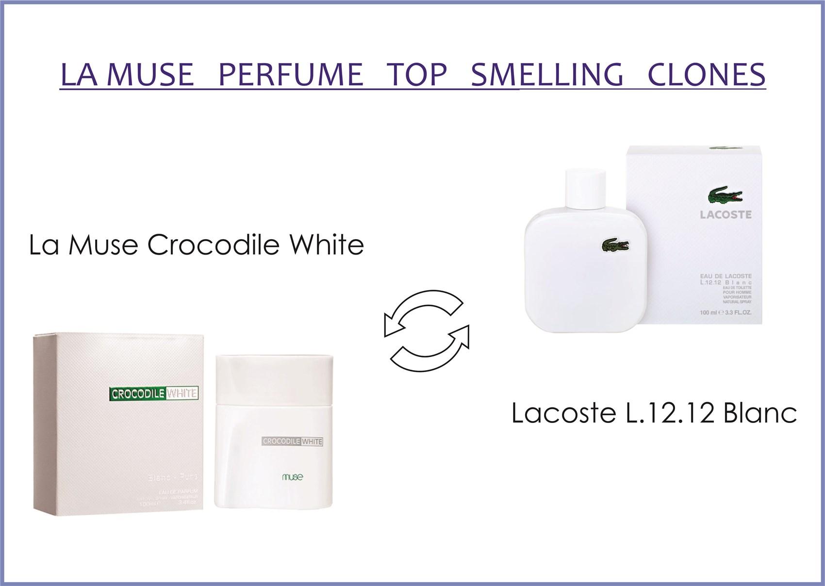 la-muse-crocodile-white-for-men-100-ml-edp-by-lattafa-perfumes-lacoste-l-12-12-blanc-perfume-for-men-100-ml-edt