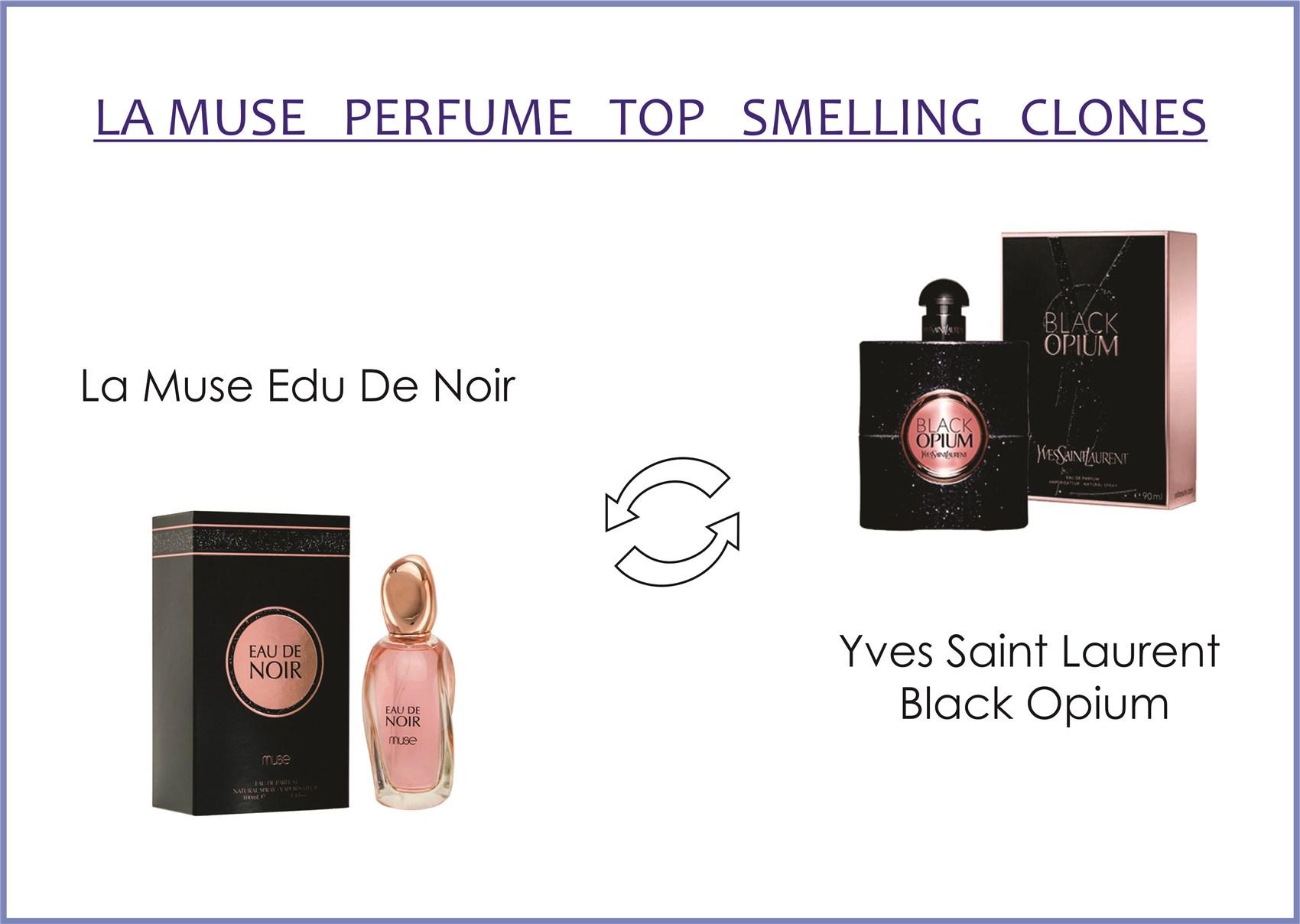 la-muse-eau-de-noir-for-women-100-ml-edp-by-lattafa-perfumes-yves-saint-laurent-black-opium-perfume-for-women-90-ml-edp
