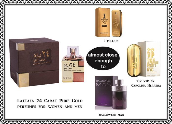 Lattafa Clones Of Luxury Perfumes Fragrances Lattafa