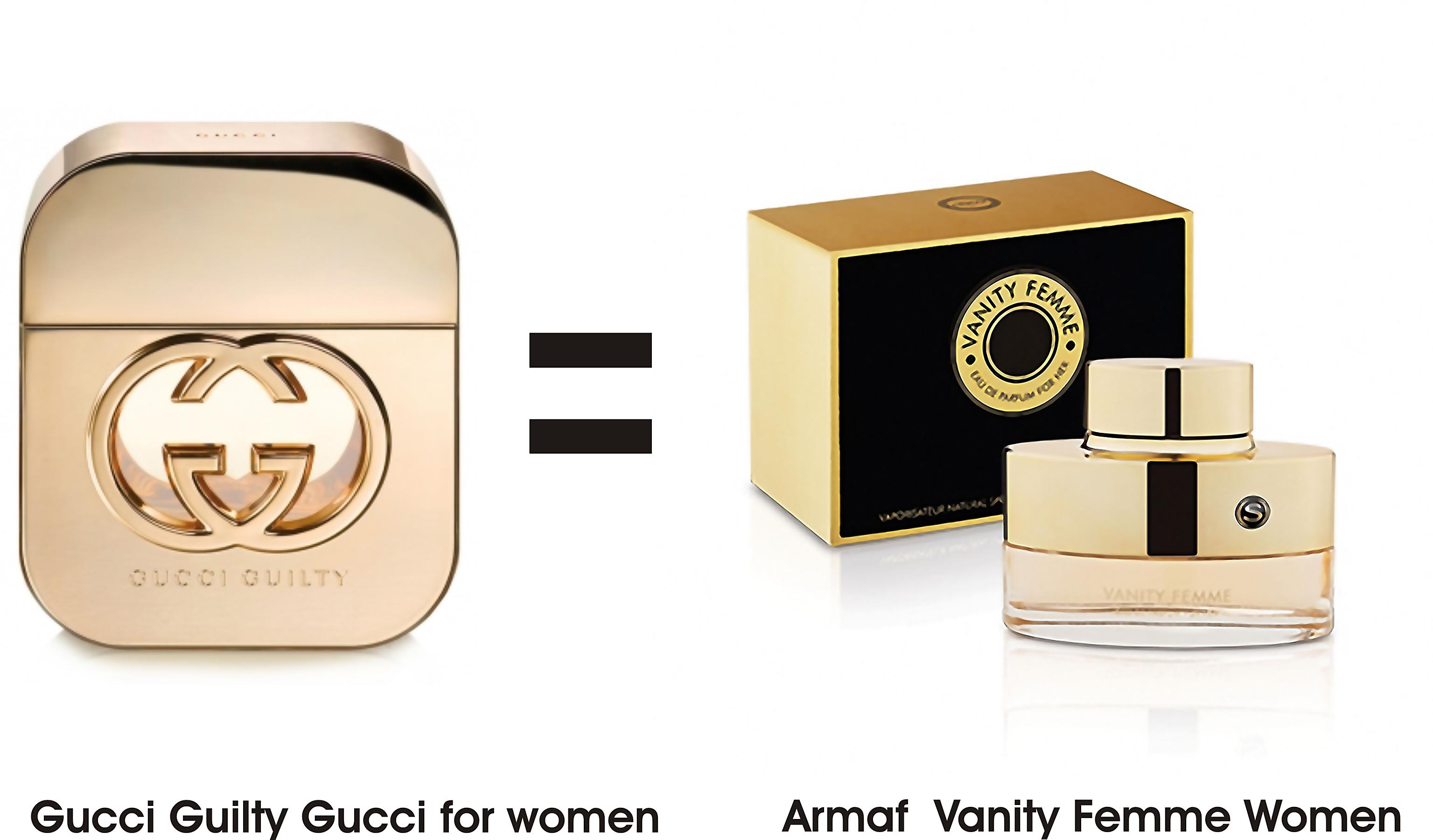 Armaf Clones Of Titans This All Perfume Reminds Me Parfum Gxxci Guilty Gucci Clone