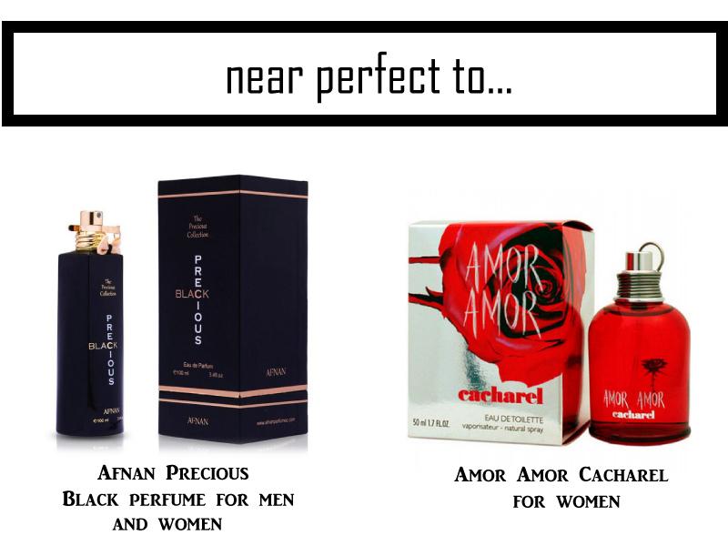 Afnan-Precious-Black-Perfume-Amor-Amor-Cacharel
