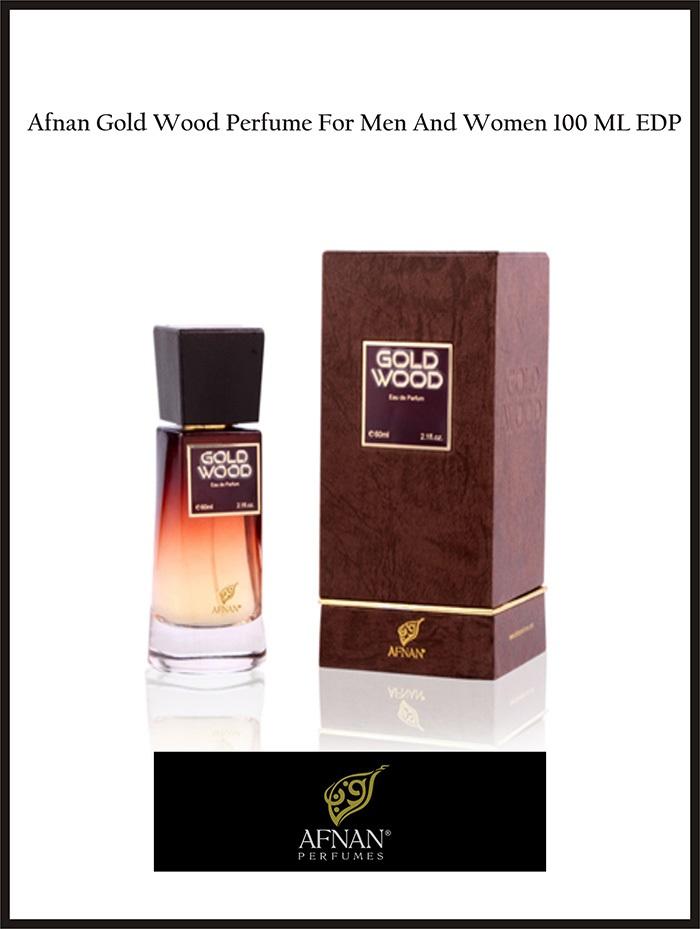 afnan-gold-wood