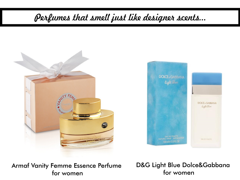 Armaf Clones Perfumes That Smell Just Like Designer Scents