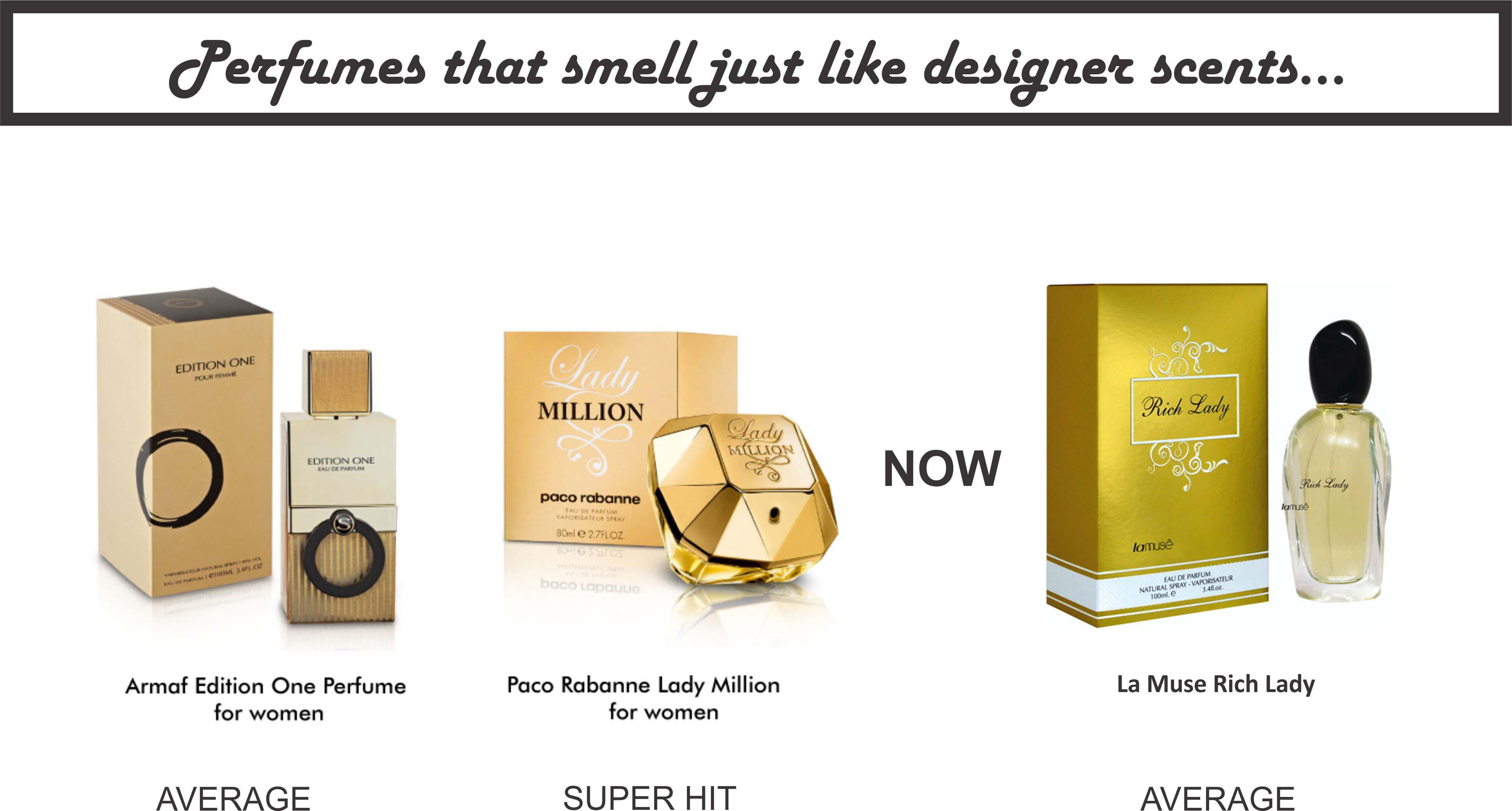 armaf-edition-one-perfume-paco-rabanne-lady-million-la-muse-rich-lady-for-women-100-ml-edp-by-lattafa-perfumes