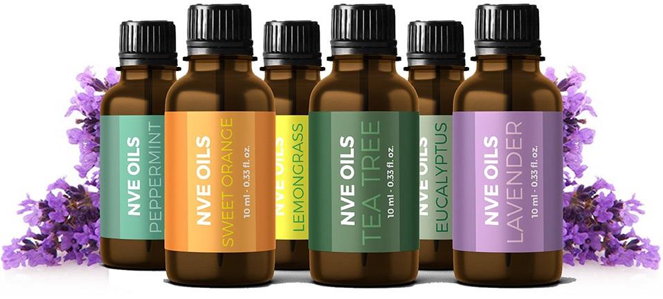 Top 10 Aroma oils and essential oils are volatile and liquid